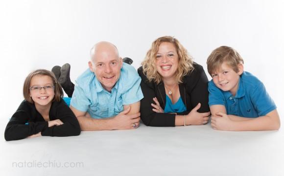 A fun family shoot