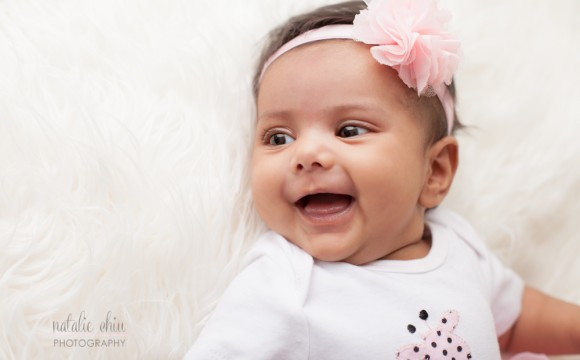 The best two month baby smile north york toronto baby photography
