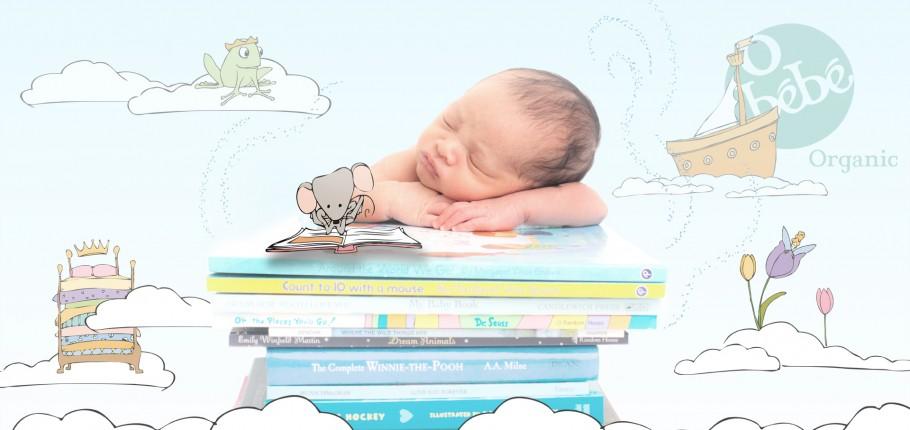 Obebe Organic Newborn Photo Shoot – North York, Toronto