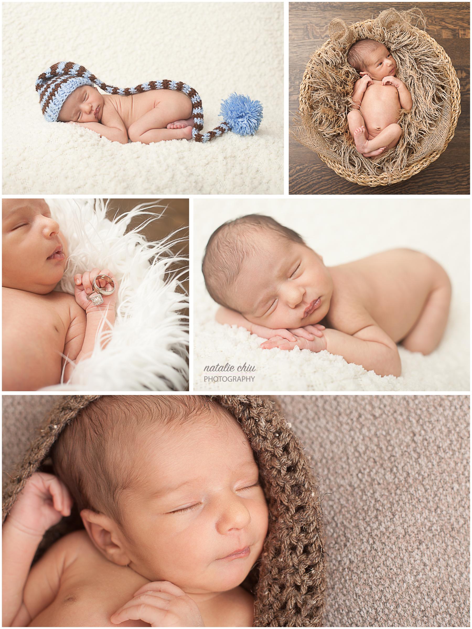 Toronto newborn baby boy 1