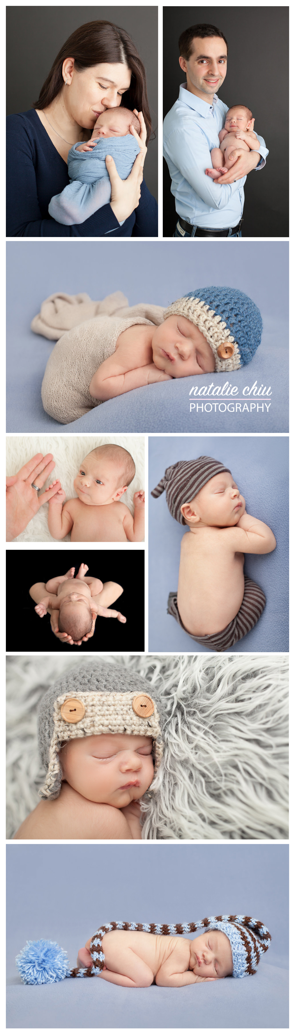 Toronto Newborn Baby Boy