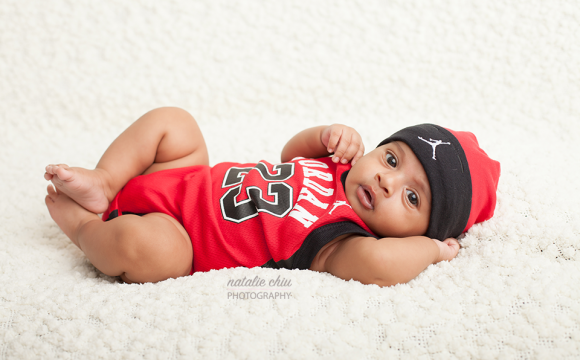 A Sporty Baby – North York, Toronto Photography