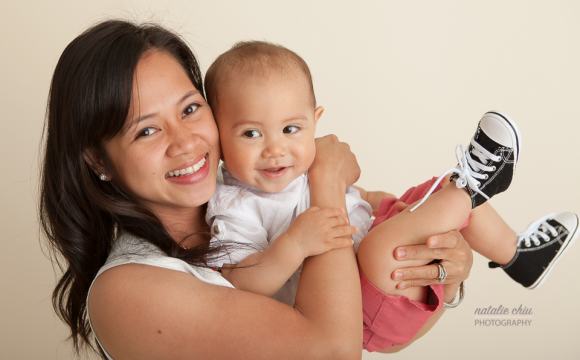 A fun family shoot – North York, Toronto Baby Photography