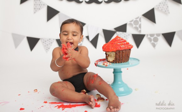 A very dandy cakesmash session – North York, Toronto Baby Photography