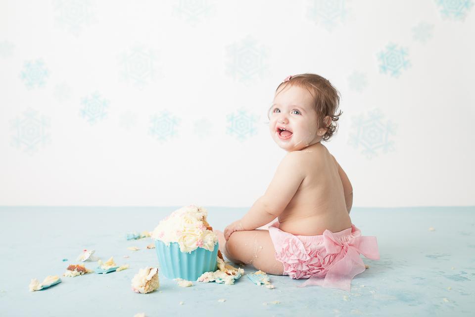Baby Smash Cake Toronto