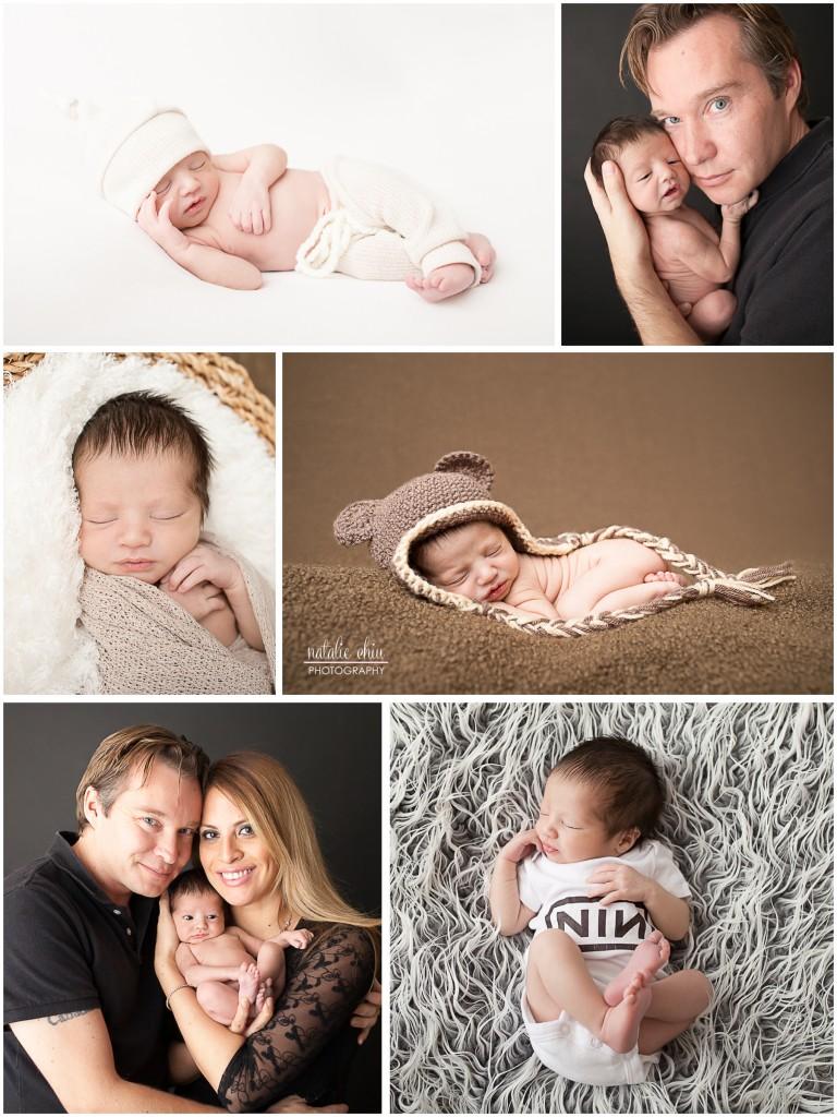 Toronto Newborn Baby Boy NIN Bear