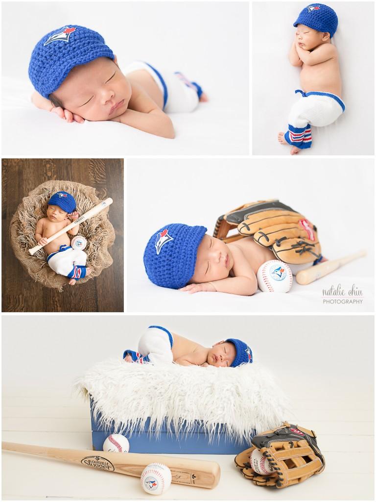 Newborn Blue Jays Baby Boy